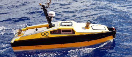 Ocean Infinity and Guardian partnership brings c-worker-8'vehicles to Asia Pacific
