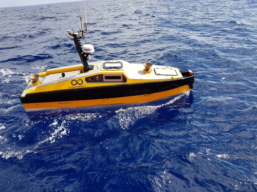 C-Worker 4 - Unmanned Service Vessel